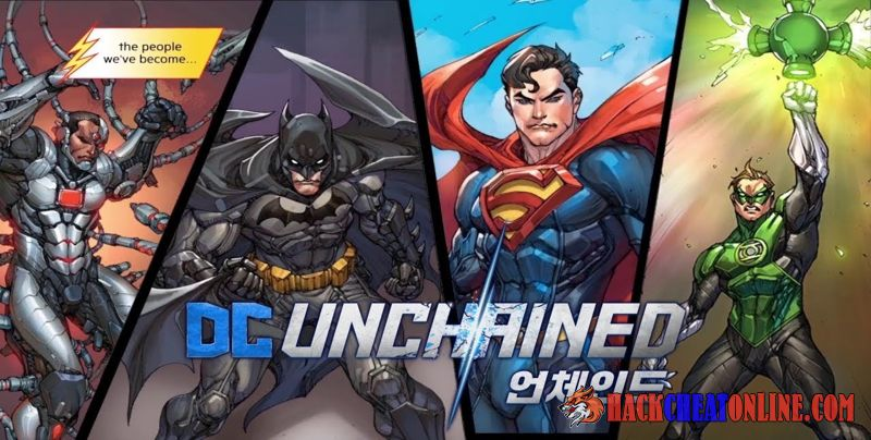 Dc Unchained Hack Cheats, Mod Online  Free Unlimited Gems