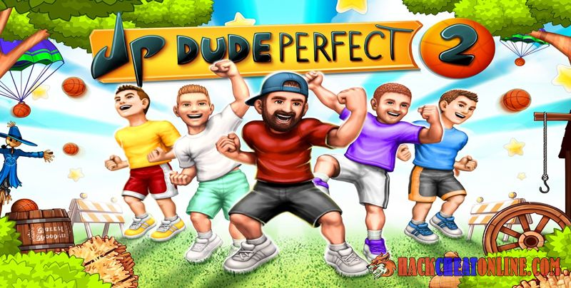Dude Perfect 2 Hack Cheats, Mod Online  Free Unlimited Cash