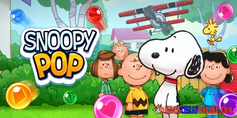 Snoopy Pop Hack Cheats, Mod Online Free Unlimited Coins